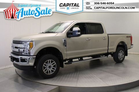 New Ford F-250 Gas Lariat