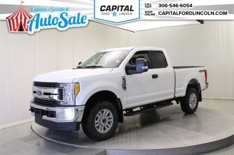 New Ford F-250 Gas XLT