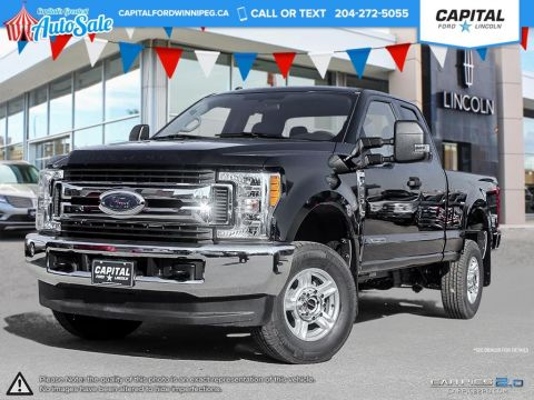 New Ford F-250 Diesel