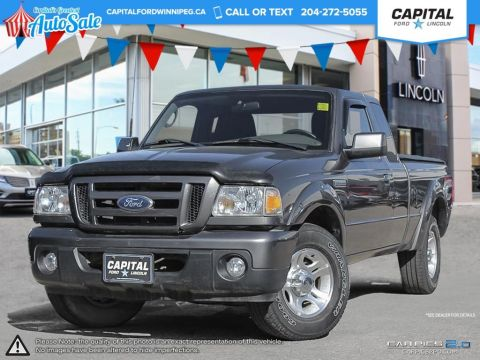 Used Ford Ranger Sport
