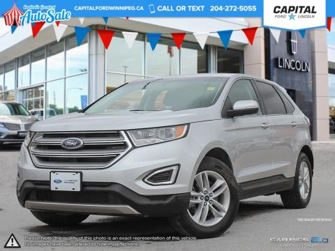 Used Ford Edge SEL AWD
