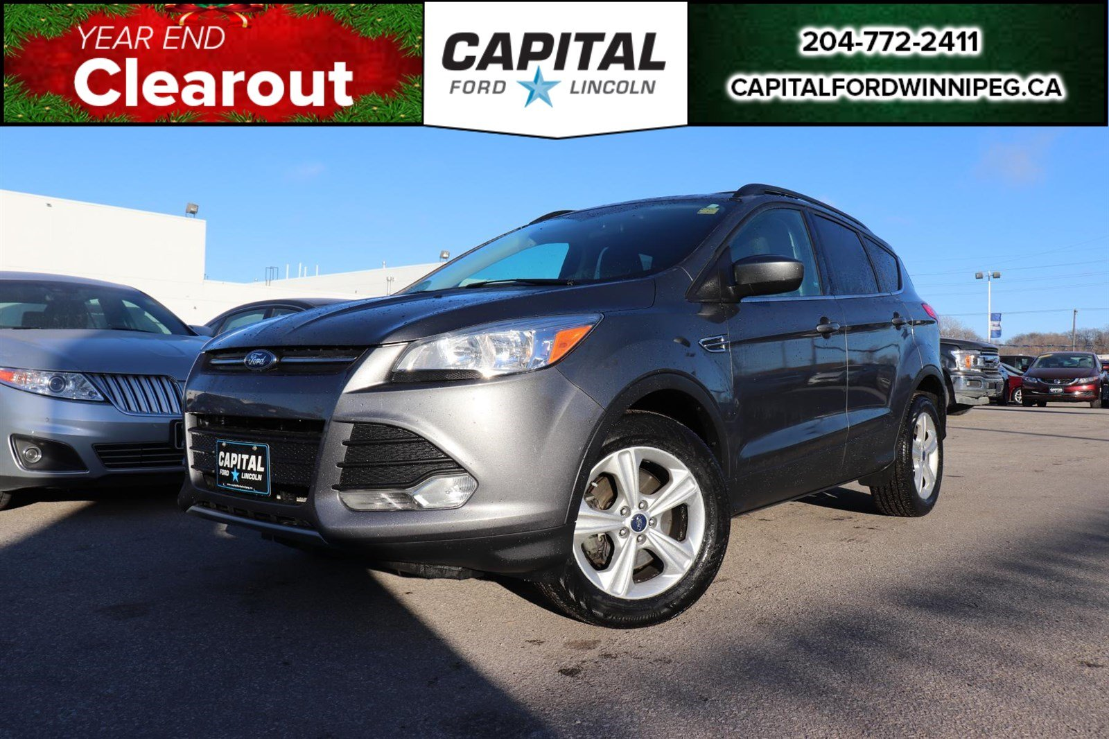 Pre owned 2013 ford escape se 4wd local one owner trade heated seats pwr liftgate