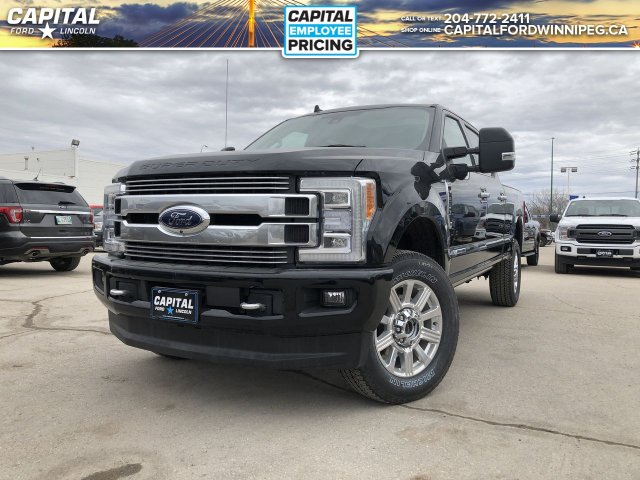New 2019 Ford Super Duty F-250 SRW Limited*Leather*Moonroof*6.7L Diesel