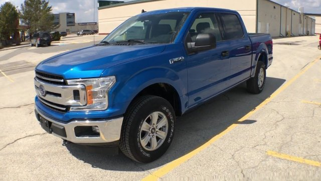 New 2019 Ford F-150 XLT*3 3L V6*Pro Trailer Backup Assist*Remote Start 4WD  Stock: P2500