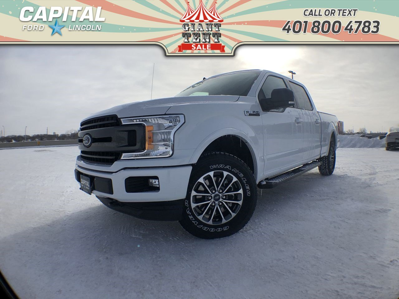 New 2019 Ford F-150 XLT*Sport*5.0L*Heated Seats*Navigation*Blind Spot