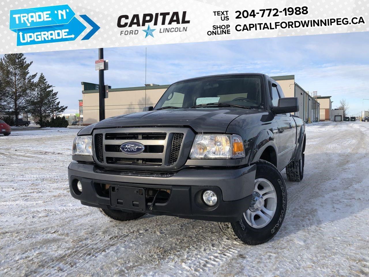 Pre-Owned 2011 Ford Ranger Sport SuperCab