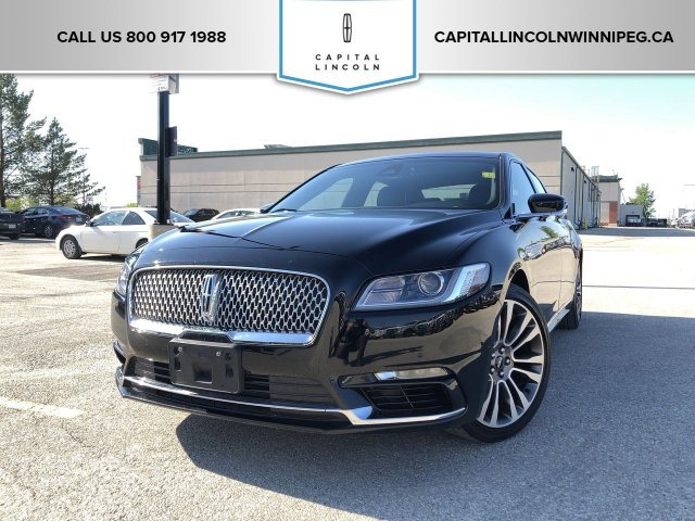 Pre-Owned 2017 Lincoln Continental Select AWD RETIRED MGR DEMO BRAND NEW TIRES