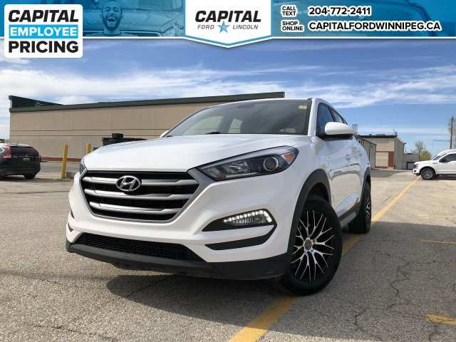 Pre-Owned 2017 Hyundai Tucson SE AWD HEATED SEATS BACKUP CAM