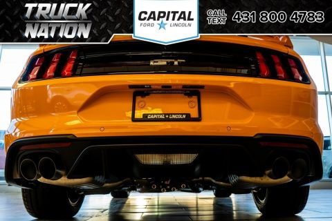 New 2019 Ford Mustang GT Premium*Performance Pkg*6 Spd*Navigation*Premium Audio