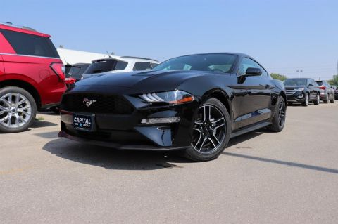 New 2019 Ford Mustang EcoBoost Premium*Navigation*Automatic*Smart Phone Start