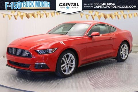 New 2017 Ford Mustang Premium