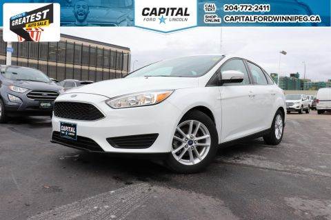 Pre-Owned 2015 Ford Focus SE FRESH LOCAL TRADE