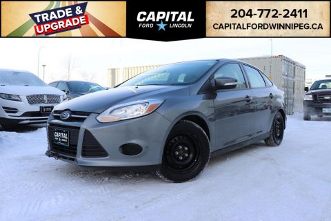 Pre-Owned 2014 Ford Focus SE LOCAL ONE OWNER TRADE WINTER WHEEL INCL. HTD SEATS