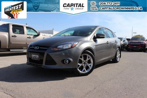 Pre-Owned 2013 Ford Focus Titanium LOCAL ONE OWNER TRADE