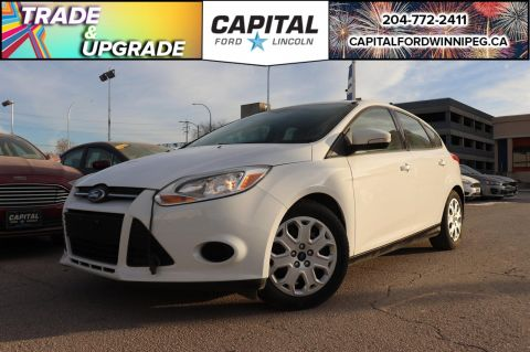 Pre-Owned 2014 Ford Focus SE LOCAL ONE OWNER TRADE
