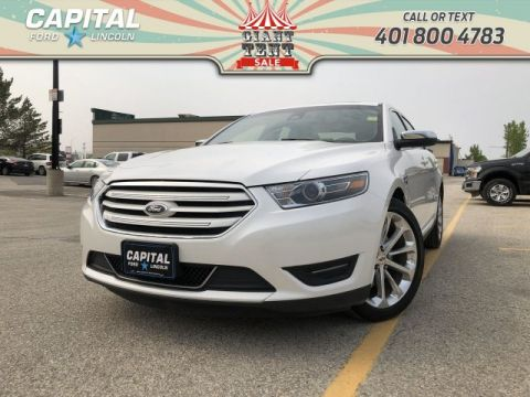Pre-Owned 2015 Ford Taurus Limited AWD FRESH TRADE SUNROOF NAV HTD STEERING