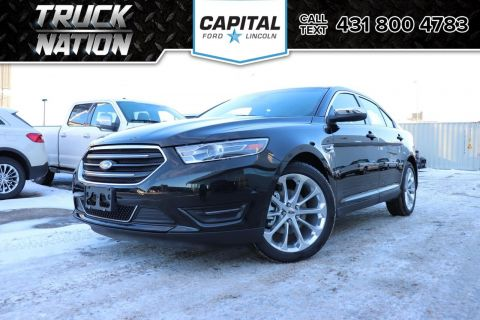 New 2019 Ford Taurus Limited*Bluetooth*Adaptive Cruise*Reverse Camera