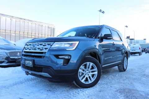 New 2019 Ford Explorer XLT*2nd Row Captain Seats*3.5L*Power Liftgate