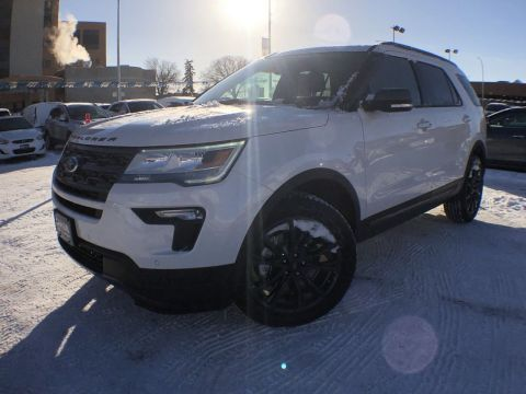 New 2019 Ford Explorer XLT*Navigation*2nd Row Captain Seats*Power Liftgate