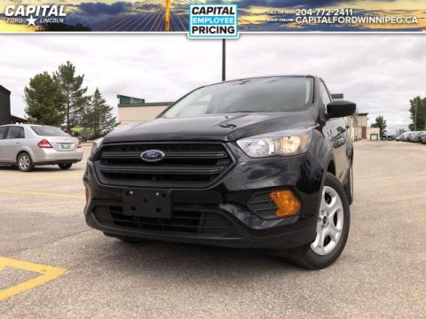 New 2019 Ford Escape S*FWD*2.5L*SYNC Voice Activated*Back Up Camera