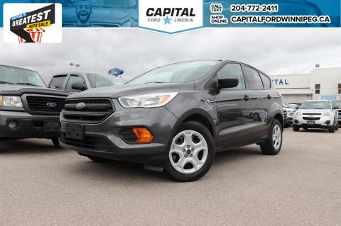 Pre-Owned 2017 Ford Escape S LOCAL LEASE RETURN W/ BACKUP CAMERA