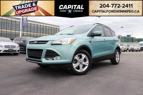 Pre-Owned 2013 Ford Escape SE LOCAL TRADE NAVIGATION HEATED SEATS