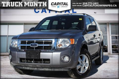 Pre-Owned 2008 Ford Escape XLT 4WD