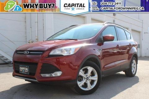 Pre-Owned 2015 Ford Escape SE LOADED PWR SEATS SYNC