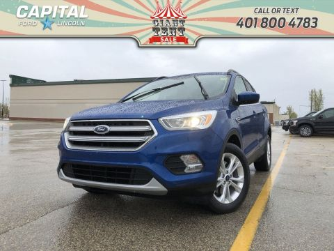 Pre-Owned 2017 Ford Escape SE 4WD ASK US ABOUT THE 1.9% FINANCING