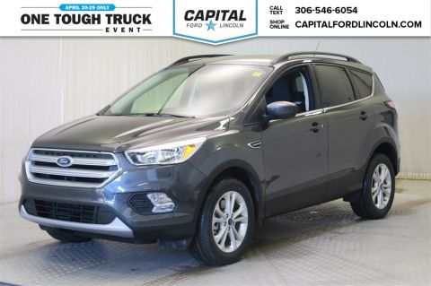 New 2018 Ford Escape SE Sport Utility 4WD