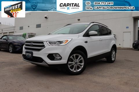 Certified Pre-Owned 2017 Ford Escape SE 4WD FORD CERTIFIED PRE-OWNED 72M @ 2.9%* OAC