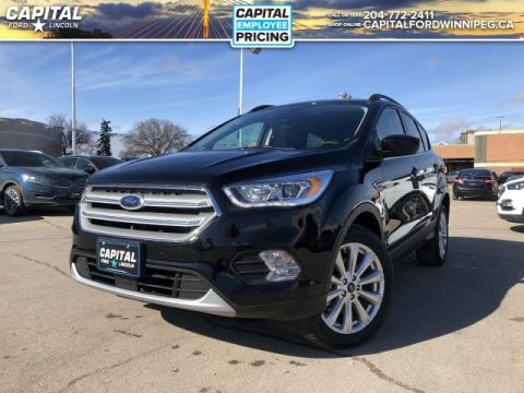 New 2019 Ford Escape SEL