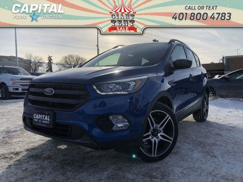 New 2019 Ford Escape SEL*4WD*Sport Pkg*FordPass w/ Remote Start