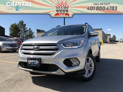 Pre-Owned 2018 Ford Escape SEL 4WD