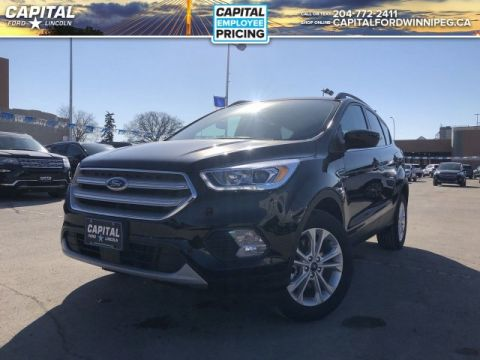 New 2019 Ford Escape SEL*4WD*Adaptive Cruise*Heated Seats*Bluetooth*Reverse Camera