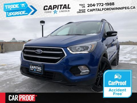Pre-Owned 2019 Ford Escape Titanium 4WD Ask About 1.9% Rate