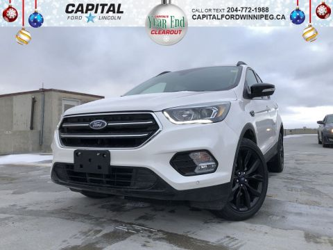 Pre-Owned 2019 Ford Escape Titanium 4WD