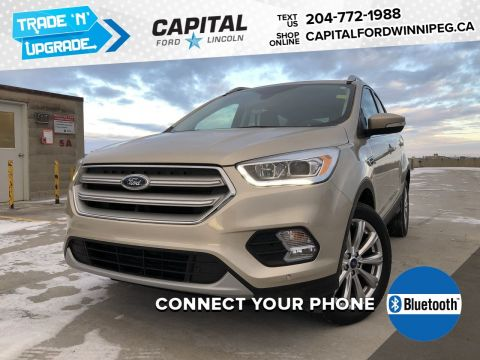 Pre-Owned 2018 Ford Escape Titanium 4WD Ask About 1.9% Rate