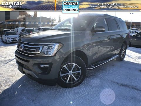 New 2019 Ford Expedition XLT*Panoramic Roof*Navigation*3.5L*Bluetooth