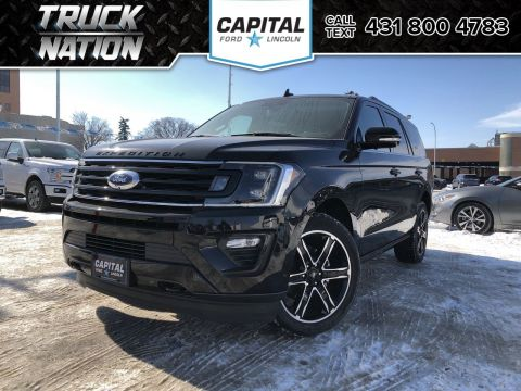 New 2019 Ford Expedition Limited Edition Stealth*Moonroof*Navigation*8 Passenger