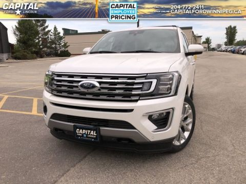 New 2019 Ford Expedition Limited*Bluetooth*4WD*Navigation*Panoramic Roof*Heated/Cooled Leather Seats
