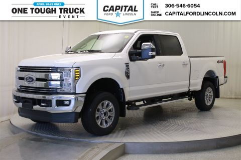 New 2018 Ford F-250 Gas LARIAT