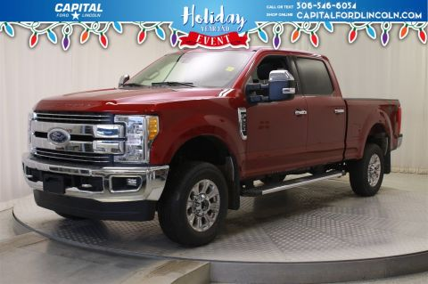 New 2017 Ford F-250 Gas Lariat