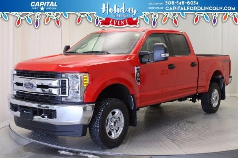 New 2017 Ford F-250 Gas XLT