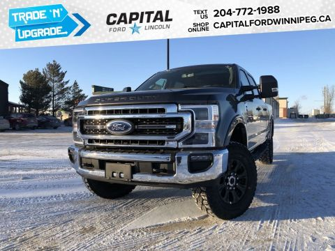 New 2020 Ford F-250 Gas LARIAT