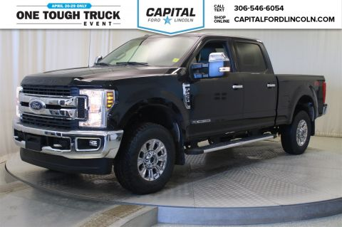 New 2018 Ford F-250 Diesel
