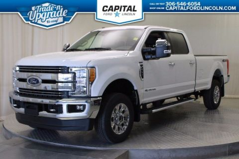New 2017 Ford F-250 Diesel Lariat SuperCrew Pickup 4WD