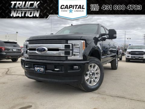 New 2019 Ford F-250 Diesel Limited