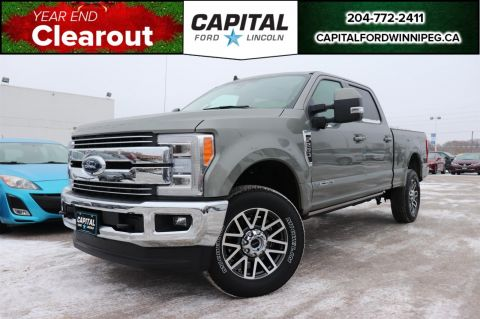 New 2019 Ford F-250 Diesel LARIAT Crew *Twin Panel Moonroof* *Towing Tech Bundle* *Quad LED's* *Power Running Boards*