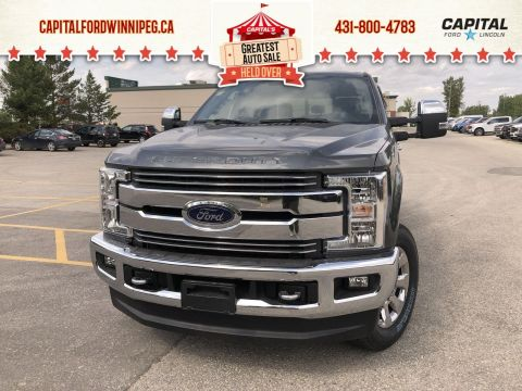 New 2019 Ford Super Duty F-250 SRW LARIAT*Navigation*Bluetooth*Diesel*Chrome Package